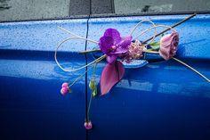 Wedding Car Decoration \Wedding Car Floral Design\Flowers for Wedding Car European Floral Design Education Wedding Car Decorations, Floral Design, Education, Flowers, Jewelry, Jewels, Floral Patterns, Schmuck, Jewerly
