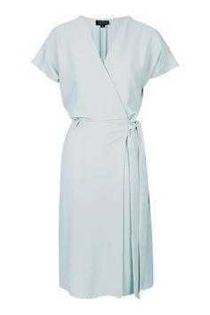 TALL Wrap Midi Dress
