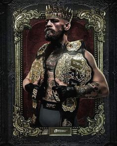 The King #Conor #McGregor                                                                                                                                                                                 Mais