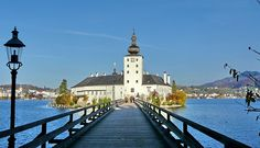 Schloss Orth bei Gmunden by Riedler.H, via Flickr