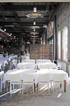Cafe restaurant Stork, Amsterdam, 2011 - CUBE architecten, SOLUZ Architecten