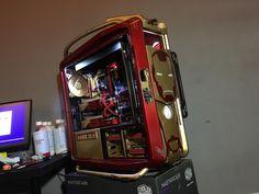 Iron Man Final In 2019 Pc Modding Gaming Computer