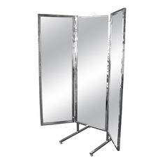 Magnificent Tri Fold Mirror Stainless · 3 Way ...