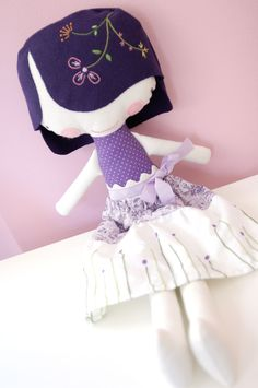 #doll Rosmaninho by PinkNounou