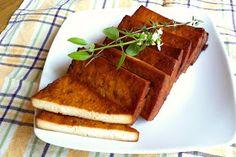 Smokey Baked Tofu