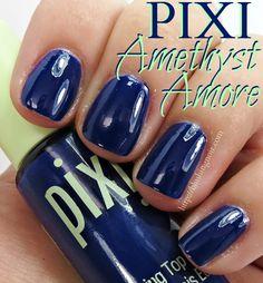 Pixi Amethyst Amore Nail Polish