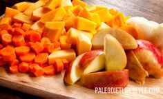 Pumpkin Soup With Apple And Spices | Paleo Diet Lifestyle