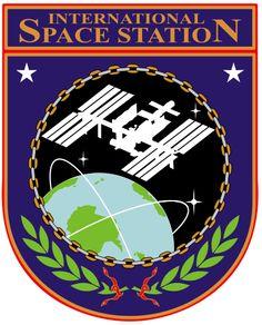 Insignia de la Estación Espacial Internacional a61c99ea00e