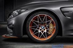 BMW Concept M4 GTS (prototipo) Coupé Exterior Llanta 2 puertas