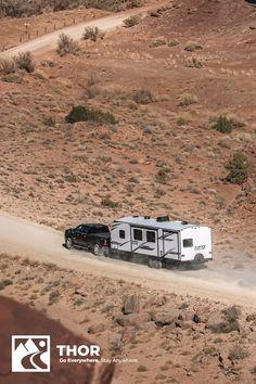 Travel Trailer Organization, Travel Trailer Camping, Camping Glamping, Rv Travel, Travel Trailers, Shasta Camper, Camper Trailers, Hauling Trailers, Rv Camping Checklist