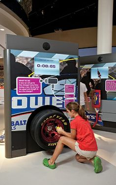 Students can learn valuable classroom lessons via our interactive exhibits; Nascar Hall of Fame $16 for educators, $10 for students (not sure if this is for a large group or homeschool)