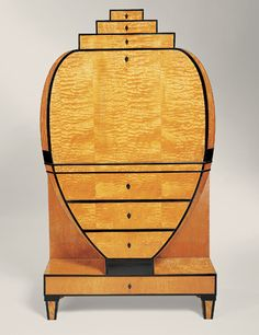 Biedermeier writing cabinet, 1810