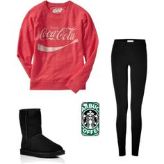 """Common White Girl #1"" by fashionbymorganelizabeth on Polyvore"