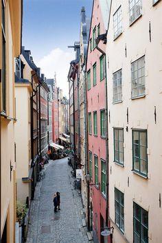 Skomakargatan, Old town Stockholm