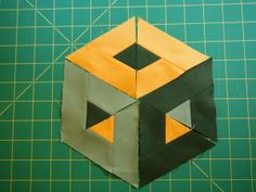 How to make cubes for one block wonder quilts