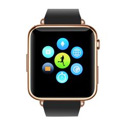 "This Apple watch alternative has an MTK6260A processor and runs on a custom OS. It brings all the convenience of a watch and phone into one device and can work with independently or with iOS and Android Smartphone's and even offers a camera. This Apple watch alternative Bluetooth smart watch will fool your friends and even let you join the ""in crowd"" without shelling out top dollar just to look good. Its sleek stylings are undeniably influenced by the Apple watch but it does offer some…"