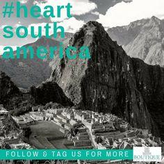 Do you #HeartSouthAmerica? Tag your #TravelPhotos