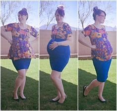 LuLaRoe Cassie and Perfect T styled three different ways...great maternity wear! Join my shopping group! https://www.facebook.com/groups/lularoeerinwoolley/