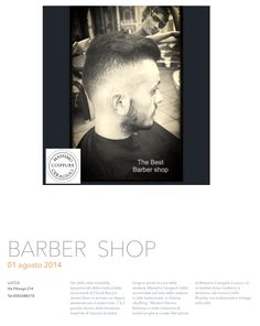 BARBER SHOP BY MASSIMO CERAGIOLI LUCCA