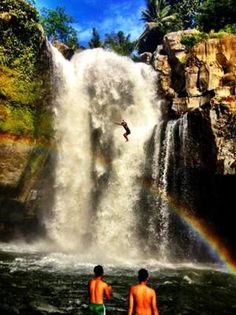 Hidden Waterfall @ Tegenungan