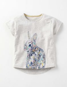 Sparkle Illustration T-shirt