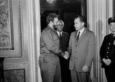 Cuando Fidel Castro revolucionó las calles de Washington y Nueva York