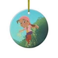 Izzy Christmas Tree Ornaments