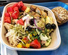 Cobb Salad, Food, Greedy People, Meal, Eten, Meals