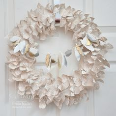 Stampin' Dolce: New Class!! ~ Seasonal Wreath
