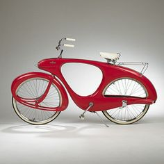 Benjamin Bowden, Spacelander Bicycle for Bowden Industries,  1946.