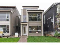 #hillhurst calgary Garage Doors, Calgary, Outdoor Decor, Home Decor, Interior Design, Home Interior Design, Home Decoration, Decoration Home, Interior Decorating
