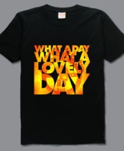 Mad Max Fury Road t shirt black what a lovely day mens t shirts-