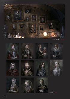 My Fantasy World, Dark Fantasy, Fantasy Art, Vampire Masquerade, Masquerade Theme, Bloodborne Art, Old Blood, Soul Art, Bear Art