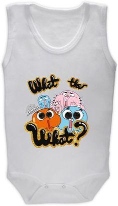 Gumball - What? Kendin Tasarla - Bebek Zıbın
