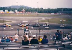 Louisville Motor Speedway was a 3/8-mile race track located in Louisville, Kentucky. It was opened in 1988 and hosted NASCAR Craftsman Truck Series races from 1996 to 1999.    On Friday nights, the track hosted a Sportsman division which were similar to camaros and they had Figure-8s.  Saturday nights, LMS hosted Mini-Trucks, Street Stocks and Late Models.  The track was closed and demolished shortly after Kentucky Speedway opened. The site is now home to an industrial park.