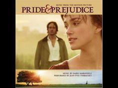 Pride and Prejudice soundtrack (playlist)