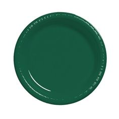 Creative Converting Touch of Color 20 Count Plastic Lunch Plates Hunter Green *** Find out more about the great product at the image link.  This link participates in Amazon Service LLC Associates Program, a program designed to let participant earn advertising fees by advertising and linking to Amazon.com.
