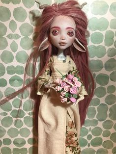 Monster High OOAK-Sandra