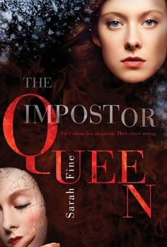 Author: Sarah Fine Series: The Impostor Queen (#1) Read: January 16th-18th Publisher: Margaret K. McElderry Books Release Date: January 5th, 2016 Genre: high fantasy Rating: ★★★¾ In short: a little...