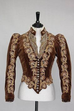 1890's jacket, from invaluable.com