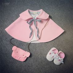 Aliexpress.com : Buy 2017 Clothes For Girls Toddler Girl Coat Maka Kids Baby poncho Pink Jacket For Kids Winter Clothes Girls ponchos Cute Outer Wear from Reliable jacket for girls suppliers on Mola Kids