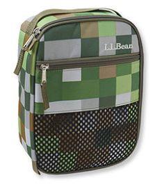 #LLBean: Lunch Box, Print