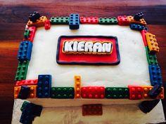 Lego cake