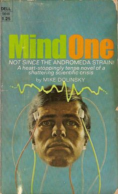 Mind One, book cover