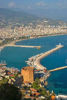 I totally fell in love with Alanya when I spent three weeks there<3 hope to get back soon ;)