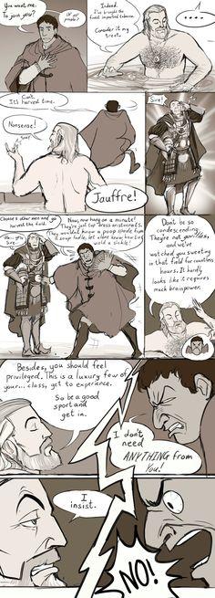Elder Scrolls Oblivion, Birth Mother, Fan Art, Comics, Character, Beautiful, Emperor, Farmer, Marriage