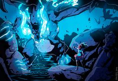Pocket monster hunter by Luis Montes on ArtStation. Girls Anime, Hot Anime Boy, Cry Anime, Anime Art, Character Design Animation, Character Art, Monster Hunter 3rd, O Pokemon, Pokemon Charizard