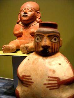 Revelan vida de mujer prehispánica