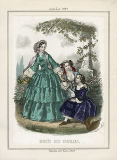 Musee des Familles: Wednesday, October 1, 1851