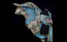 Jinor Fabric Collection (Hand Printed Silk)